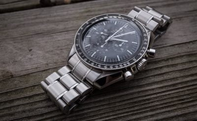 Watch: How To Maintain A $3K Omega Watch